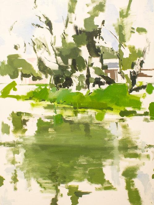 Árbol y Reflejo