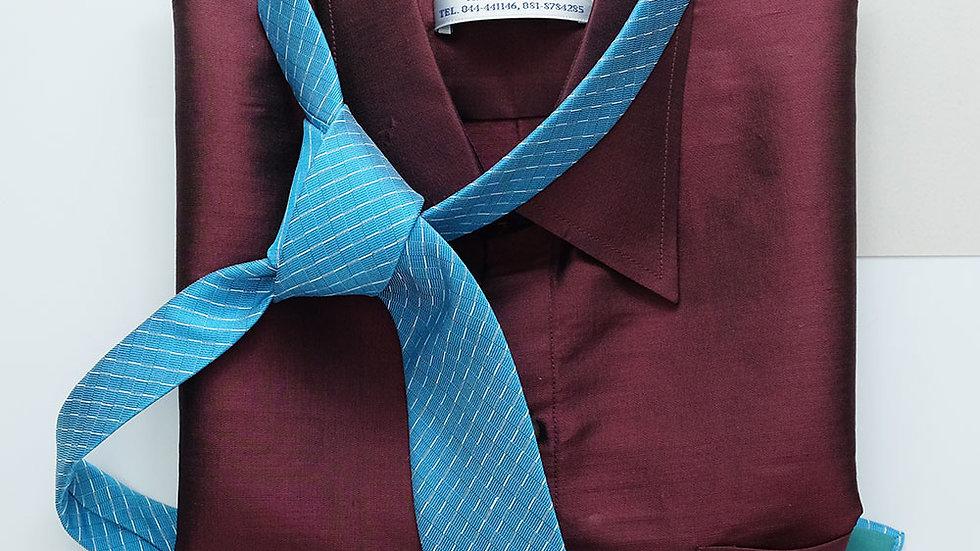 NT010 Turtle Silk Necktie