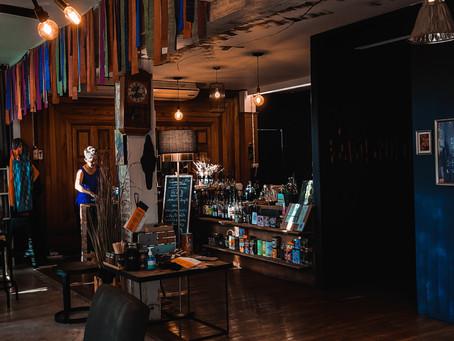CHATTONG 80 GALLERY N BISTROร้านกาแฟที่หลบซ่อนแห่ง อ.ปักธงชัย THE HIDDEN COFFEE SHOP IN PAKTHONGCHAI