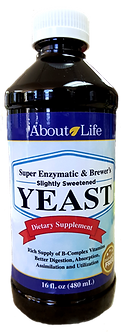 LIQUID YEAST ABOUT LIFE