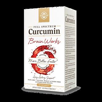 CURCUMIN BRAIN WORKS