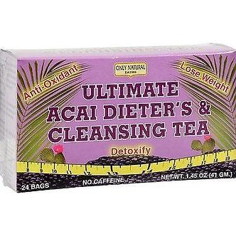 ULTIMATE ACAI DIETER'S & CLEANSING TEA