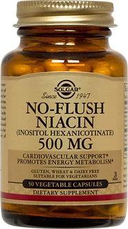 NIACIN NO-FLUSH VITAMINA B-3