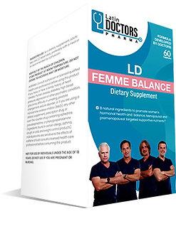 LATIN DOCTOR FEMME BALANCE