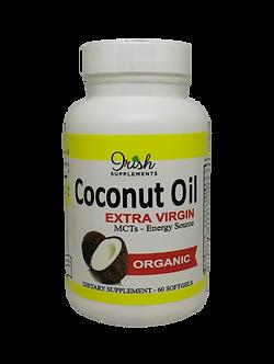 COCONUT OIL EXTRA VIRGEN 60 SOFTGELS