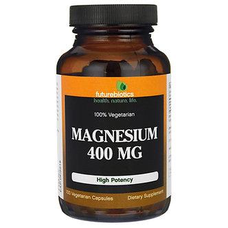 Magnesium Futurebiotics 400mg