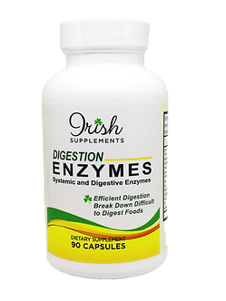 NATURAL DIGESTION ENZYMES