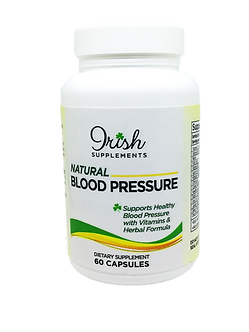 NATURAL BLOOD PRESSURE