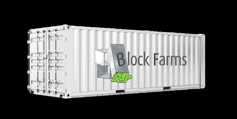 Block Farms Cultivo en Contenedores
