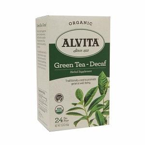 GREEN TEA DECAFF ORGANIC
