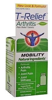 T-RELIEF ARTHRITIS