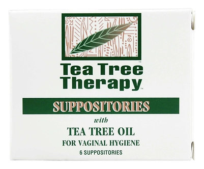 TEA TREE OIL SUPPOSITORIES