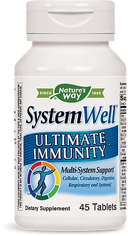 NATURE'S WAY SYSTEM WELL 45tablets