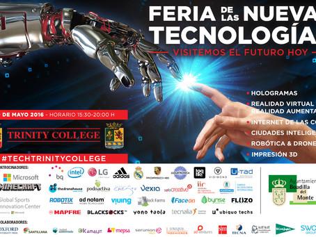 I Feria de las Nuevas Tecnologías