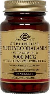 VITAMIN B12 5,000mcg