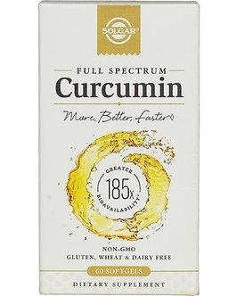 CURCUMIN 185X 30 softgels