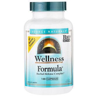 WELLNESS FORMULA 120