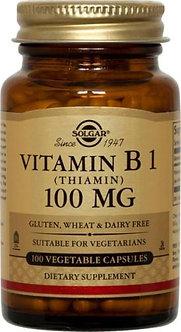VITAMINA B1 (THIAMIN)