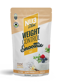 NU3 SLIM - THE WEIGHT CONTROL SMOOTHIE 17.6 OZ