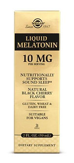 LIQUID MELATONIN 2oz. 10mg