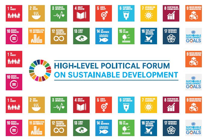 The High-level Political Forum, United Nations central platform for follow-up and review of the 2030 Agenda for Sustainable Development and the Sustainable Development Goals, provides for the full and effective participation of all States Members of the United Nations and States members of specialized agencies.