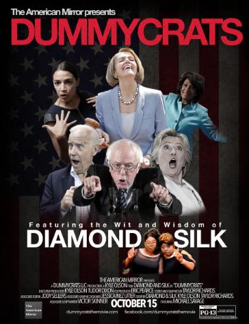 Dummycrats DVD