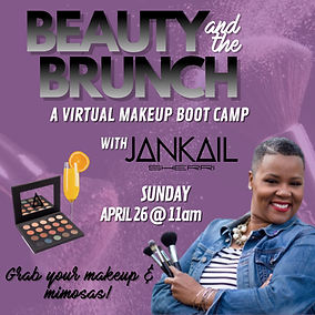 Copy of BEAUTY  BRUNCH - Made with Poste