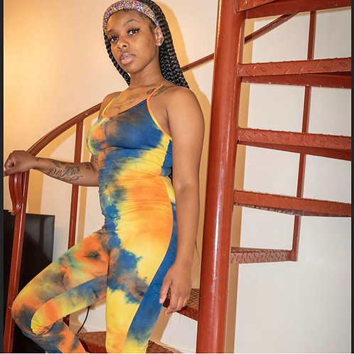 Your Favorite Tie Dye One Piece