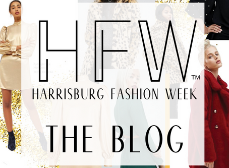 Welcome to the Harrisburg Fashion Week: The Blog.