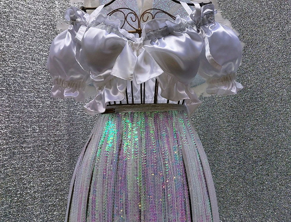 Fantasia Angel holográfica