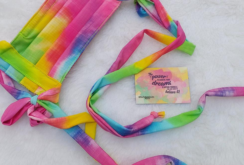 Rainbow Mask (tecido tecnológico)