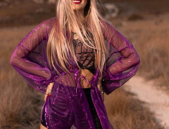 Kimono ultravioleta