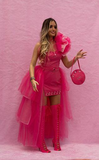 Barbie 90's inspired completa + bolsa