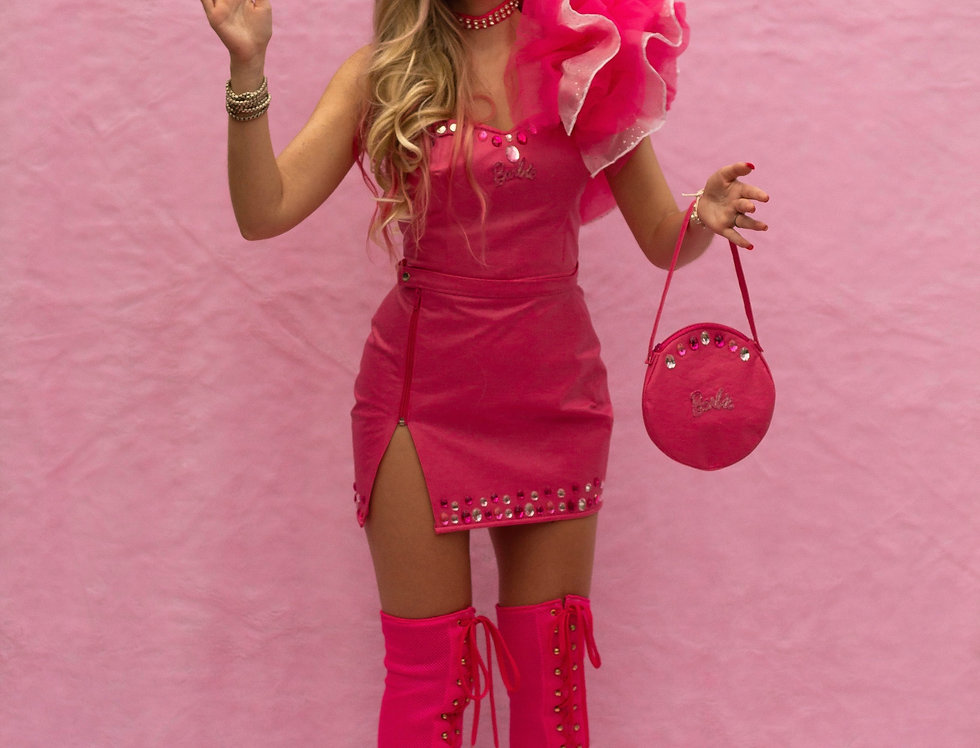 Look Barbie Fashion