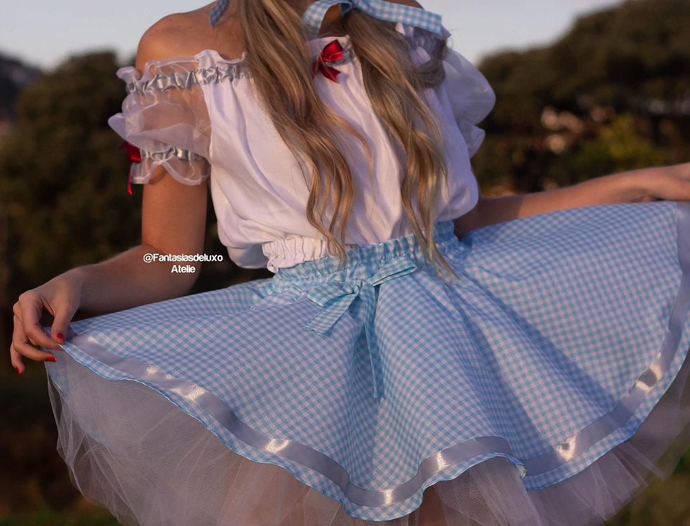 Saia Caipira Dorothy