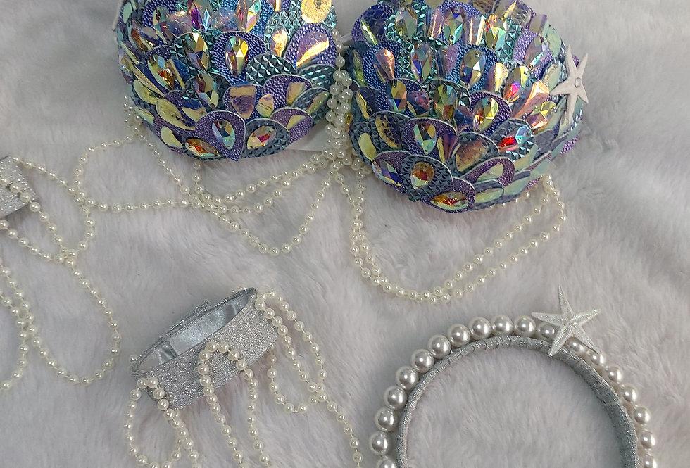Kit Mermaid luxo