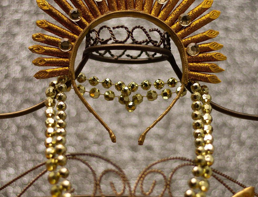 Tiara Deusa do Sol