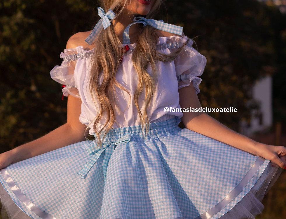 Caipira Dorothy (sem corpete)