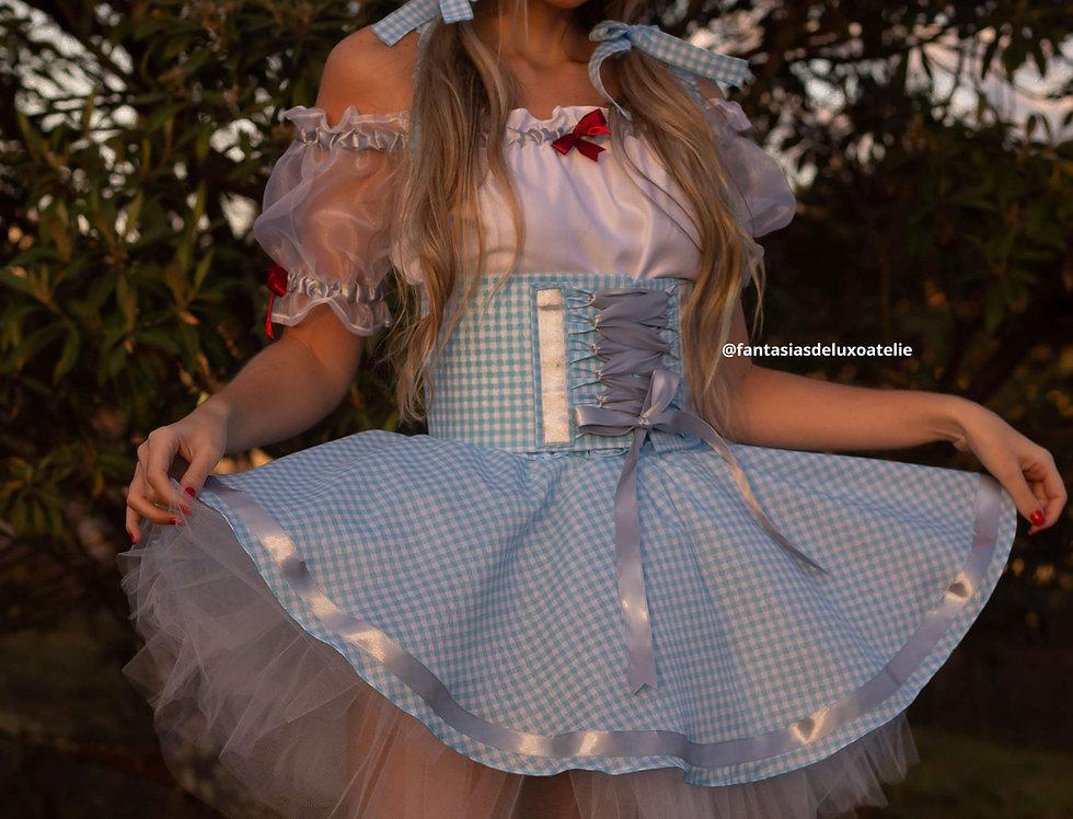 Fantasia Dorothy - Mágico de Oz