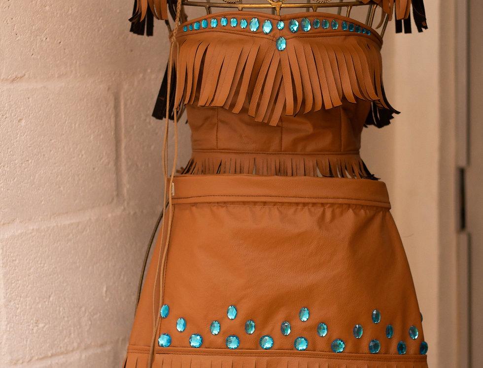 Fantasia Pocahontas Luxo