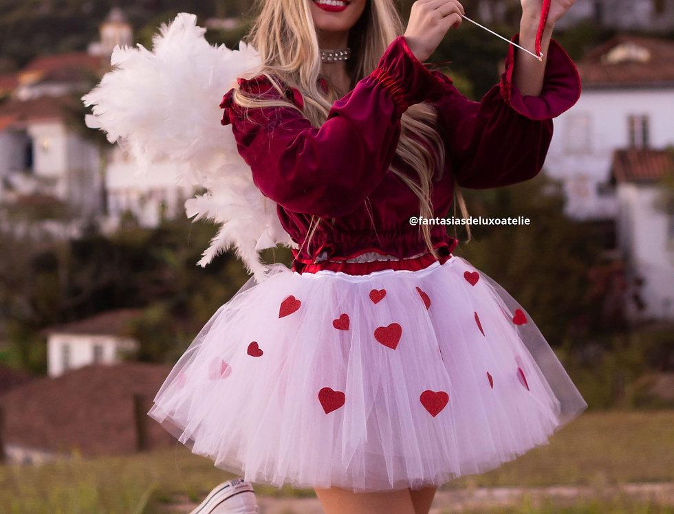 Fantasia de Cupido (sem asa)