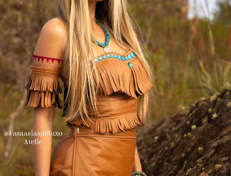 Fantasia  Pocahontas Princess COMPLETA