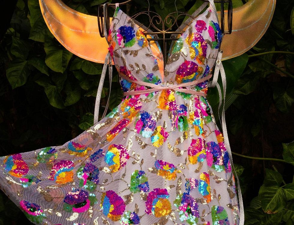 Fada Primavera - Spring Fairy - Completa