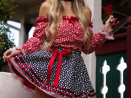 Vestido de festa junina online