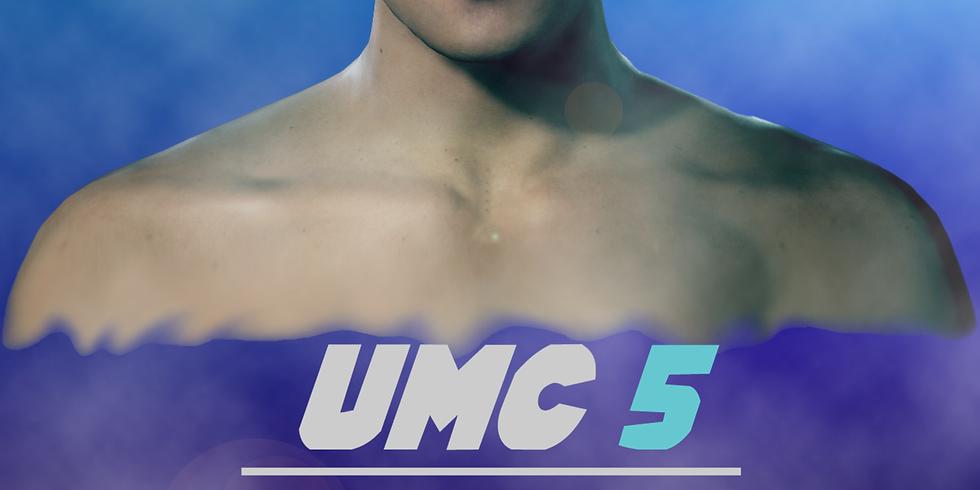 Ultimate Melee Championship 5 by Odyssey Interstellar