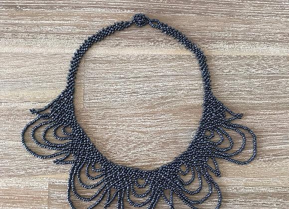 The Goddess Necklace (Black)