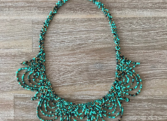 The Goddess Necklace (Turquoise)