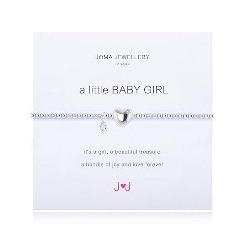 A Little 'Baby Girl' bracelet