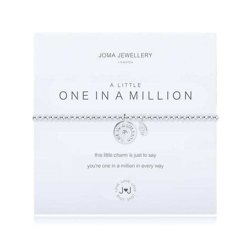 A Little 'One in a Million' Bracelet