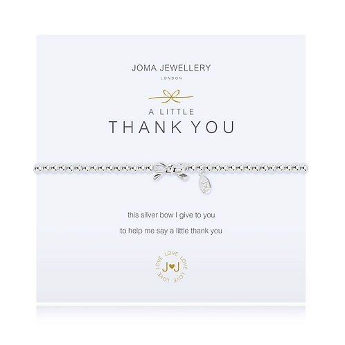 A Little 'Thank You' Bracelet